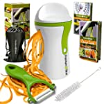 Premium Vegetable Spiralizer - Spiral...