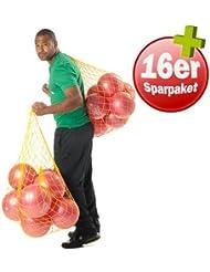 16 Redondo Bälle inkl. Ballnetz