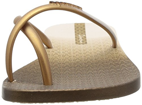 Ipanema Fit Summer, Tongs femme Multicolore (20352/Beige/Gold)