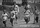 Kinder in Afrika (Tischkalender 2020 DIN A5 quer): Fröhliche Kinder in Uganda (Monatskalender, 14 Seiten ) (CALVENDO Menschen) -