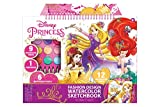 Make it Real 4241 - Juego de Pintura 3 en 1 'Princesas Disney, Color Acuarela