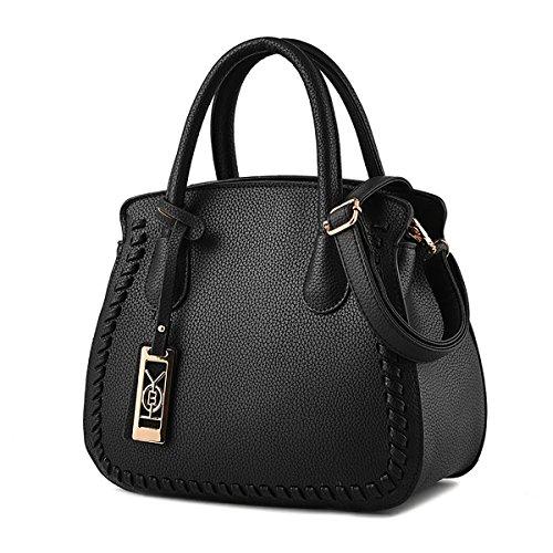 SDINAZ Damen Handtaschen Damen Handtasche Schultertasche Taschen für Frauen Online