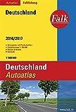 Falk Autoatlas Falkfaltung Deutschland 2016/2017 1:500 000 (Falk Atlanten)