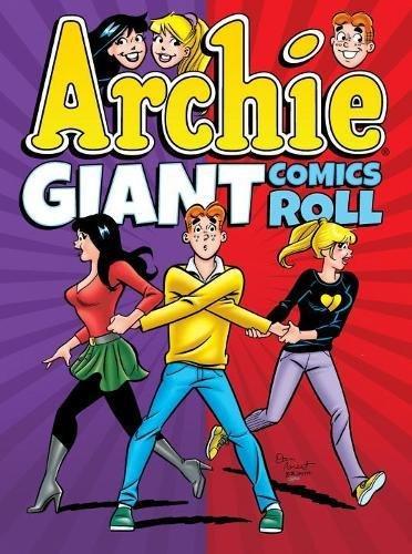 Archie Giant Comics Roll (Archie Giant Comics Digests)