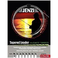 Jenzi Tapered Leader (konisch gezogenes Fliegenvorfach / 240cm)