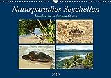 Naturparadies Seychellen - Juwelen im Indischen Ozean (Wandkalender 2019 DIN A3 quer): Einzigartige Natur in traumhafter Umgebung (Monatskalender, 14 Seiten ) (CALVENDO Natur)