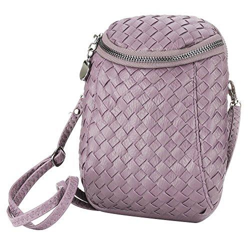 SSMK Crossbody Bag, Borsa a tracolla donna Light Purple