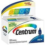 Pfizer Centrum Men Under 50 Multivitamin Tablets - 120 Ea