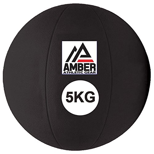 Amber Athletic Gear Rubber Medicine Ball - Bola medicina