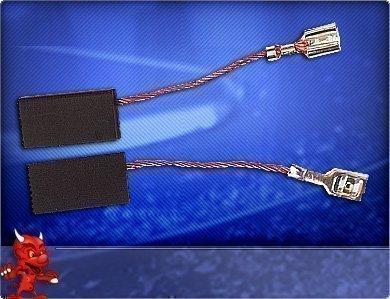 Balais charbon charbon moteur charbon pour Fein WSG 9-70 E Angle Meuleuse