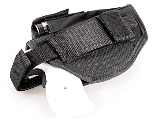 SDG Personal Defense Pistole Walther PDP im Set mit Pfefferkartusche und HQ Gürtelholster Abbildung 2