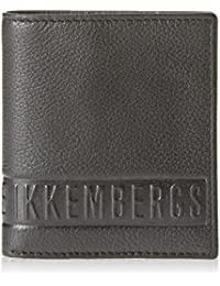Dirk Bikkembergs 7add3712d0101, Portafoglio Uomo, Nero (Black 4S), 1x10.5x9.5 cm (W x H x L)