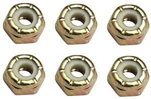 Team Associated ae6629-locknuts, 5-40