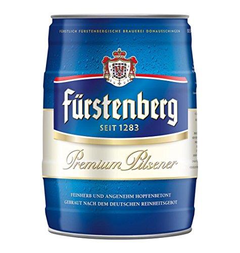 Fürstenberg Partyfass 5 Liter 4,8% vol