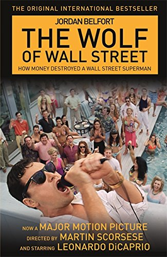 The Wolf of Wall Street Cover Image