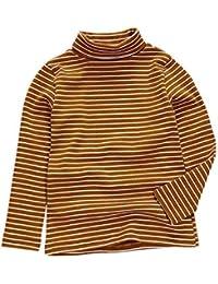 8c8bc5570065 Loveble Baby Girls Sweatshirt Long Sleeve Stripe Printed T-Shirt Thick Tops