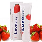 Akruti Love Kiss Strawberry Cream Vaginal Lubricant - 100ml