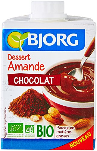 Bjorg Dessert Amande Chocolat Bio 50 cl