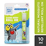 #10: Moskito Safe Natural Mosquito Repellent Roll On with Goodness of Ayurveda - 10 ml