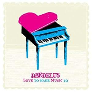 Love To Make Music