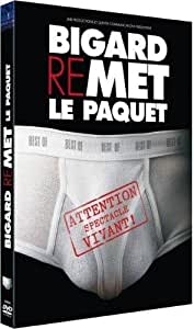 Jean Marie Bigard,  Remet le paquet : La tournée triomphale 2010