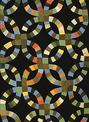 Double Wedding Ring Quilt Notebook (Decorative Notebooks) by Museum of American Folk Art (1989-07-01) -