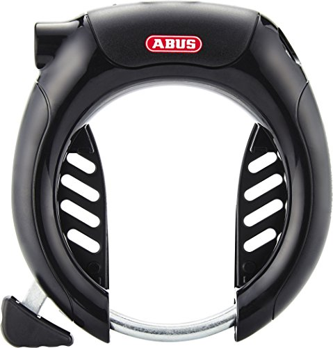 Abus 5950 NR PRO Shield Plus Fahrradschloss, Black, One Size