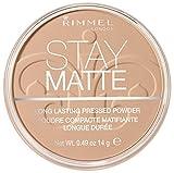 Rimmel Stay Matte Pressed Powder, Natura...