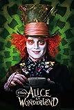 Up Close Poster Alice au Pays des Merveilles (68cm x 98cm) + Un Poster Surprise en Cadeau!