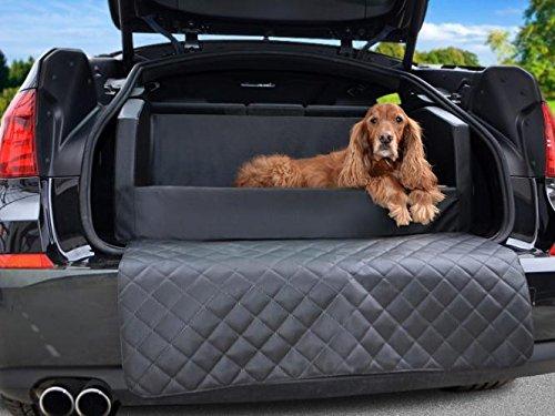 Auto-ya-Manta-para-maletero-Techo-Auto-Transporte-para-maletero-cama-en-negro