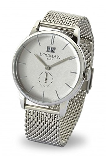 LOCMAN MEN'S WATCH TIME ONLY GREAT