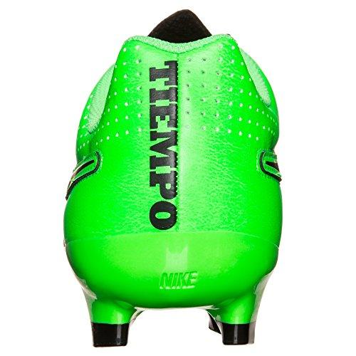 Bianco Genio Nike Calcio Sciopero In Uomo Fg In Scarpe Di Verde Tiempo Pelle n6xBZEqCv