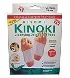 Original Kinoki Detox fusspads-Vital Plaster per i piedi nel Wristlet = 50Pads-As Seen On TV.