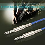 Asiproper 6.35mm maschio a maschio cavo audio stereo Dual Channel chitarra elettrica mixer 10 m