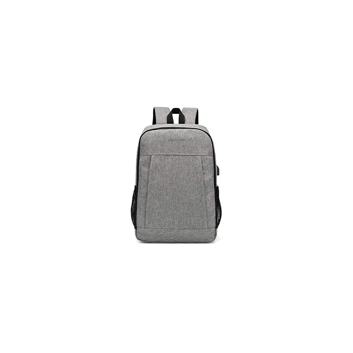 518jyQ6rJCL. SS1200  - BEIBAO Mochila cargada USB Mochila Computer Negocio Ocio Gran Capacidad Impermeable Mochila de Viaje(Gris,Negro,Azul,Gris Oscuro)