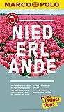 MARCO POLO Reiseführer Niederlande: Reisen mit Insider-Tipps. Inkl. kostenloser Touren-App und Events&News: Duitstalige reisgids voor Nederland