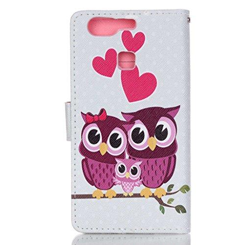 idatog, Scarpe da Trail Running donna Family Owl Huawei Honor 5X Family Owl