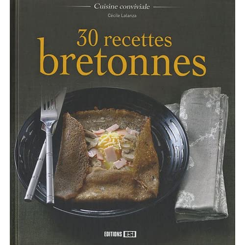 30 recettes bretonnes