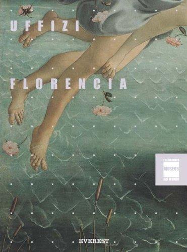 Uffizi. Florencia. Grandes Museos del Mundo por Ginanneschi  Elena