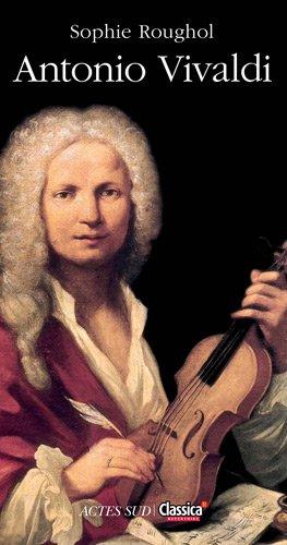 Antonio Vivaldi par Sophie Roughol