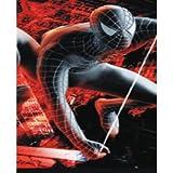 Fleecedecke Spiderman