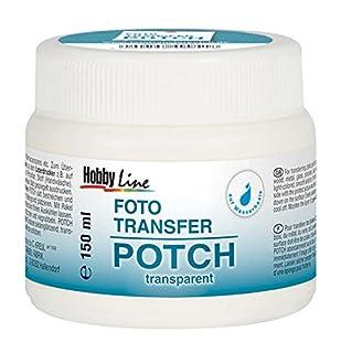 Hobby Line 49951 - Transferidor de imagenes, Transparente, 150 ml (B00BG0RPLA) | Amazon Products