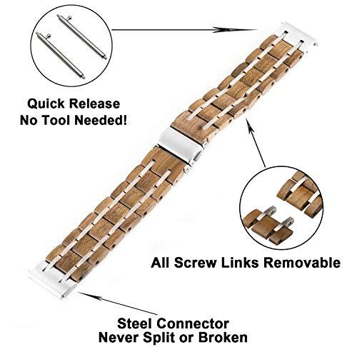 Zoom IMG-2 trumirr per cinturino samsung gear