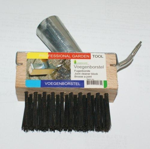 1 Stück Fugenbürste Fugenkratzer Drahtbürste Drahtbesen (ohne Stiel) 0332