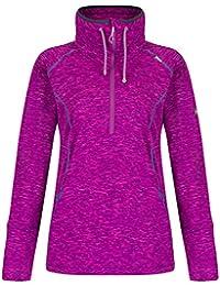 Regatta Womens/Ladies Atria Half Zip Warm Stretch Softshell Jumper