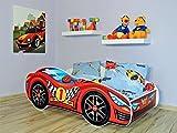 Top Beds Autobett 140 x 70 cm