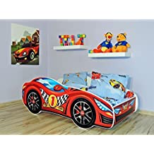 Kinderbett auto audi  Suchergebnis auf Amazon.de für: autobett 90x200