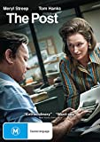 The Post | Tom Hanks, Meryl Streep | NON-UK Format | Region 4 Import - Australia