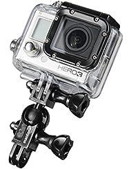 Mantona 21053 mini Kugelkopf für GoPro Hero