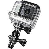 Mantona 21053 Petite fixation avec joint à Rotule pour caméra GoPro Hero